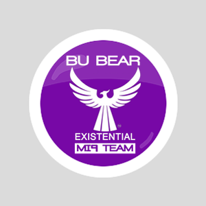Bu Bear Digital Badge